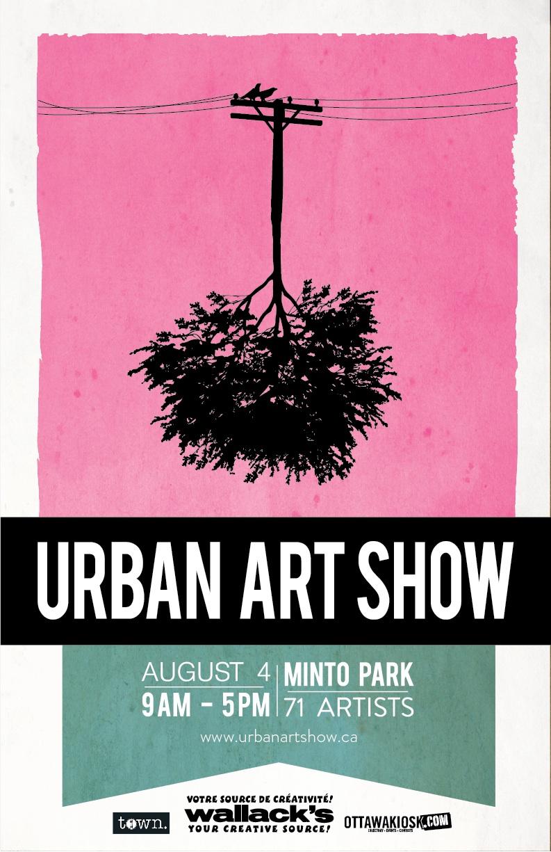 Urban art show theheartbeatgal for Local craft fairs near me